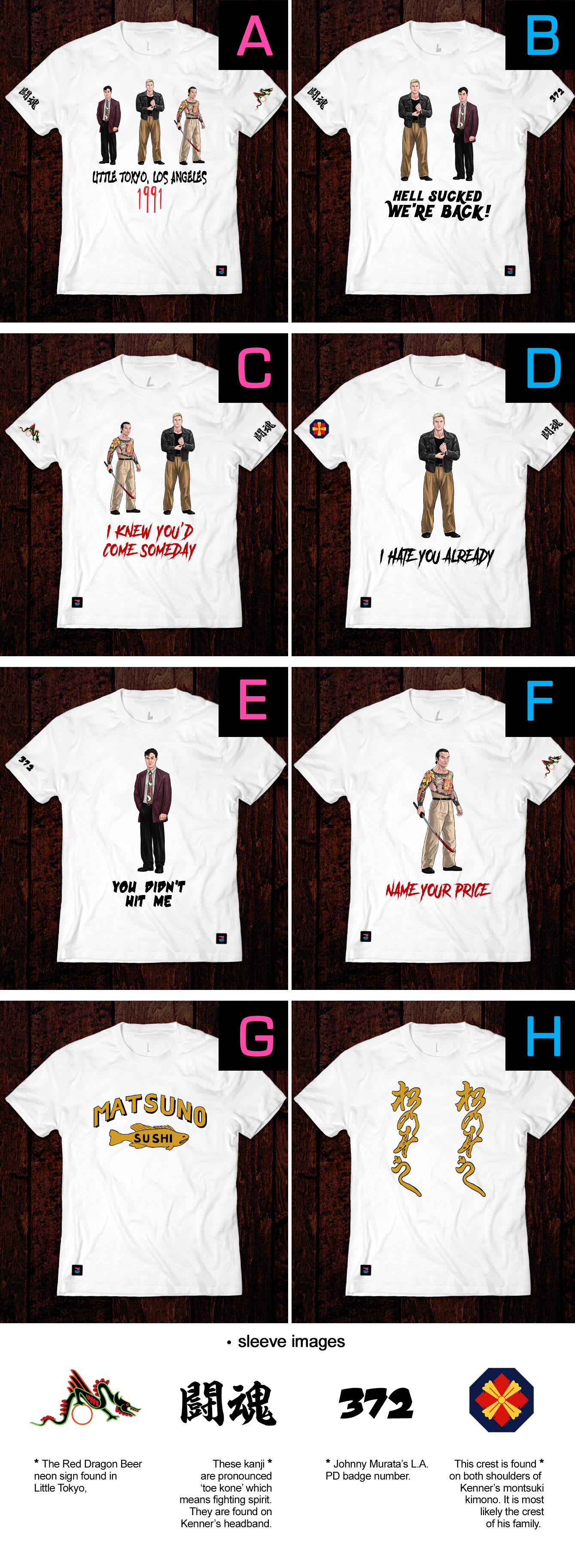What's Missing? Popcorn PD T-Shirt designs by Marten Go aka MGO