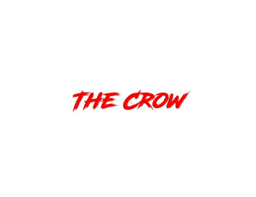 The Crow Characters logo