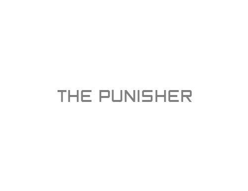 The Punisher Characters logo