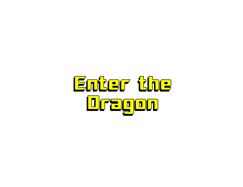 Enter the Dragon logo