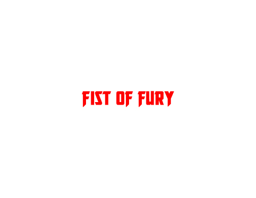 Fist of Fury logo