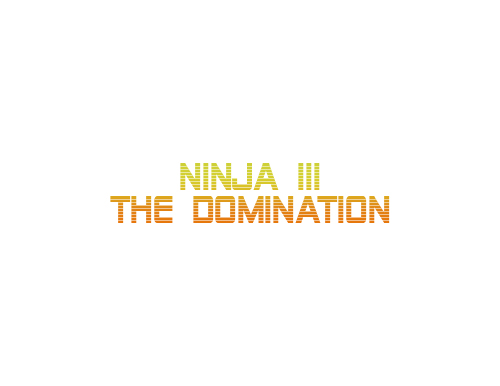 Ninja 3: The Domination logo