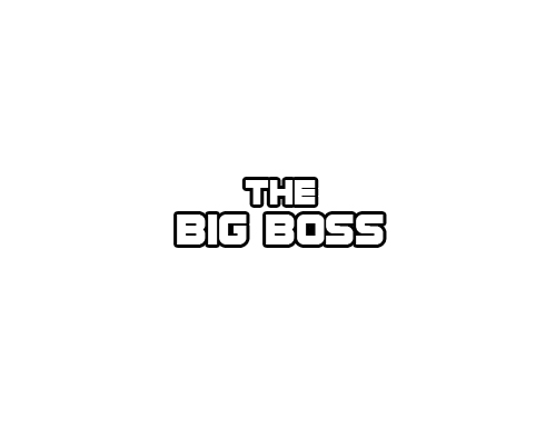 The Big Boss logo