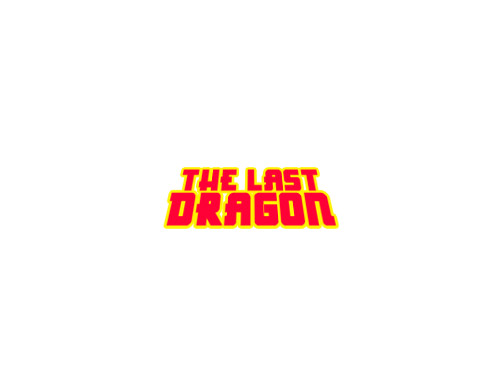 The Last Dragon logo