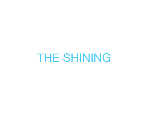 The Shining logo